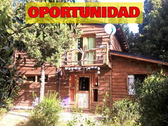 Vendo Hermosa Cabaña En Bariloche Rodeada De Naturaleza!