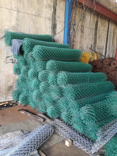 Precio Malla Ciclonica Plastificada +instalacion
