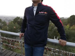 Chamarra Puma Red Bull Racing