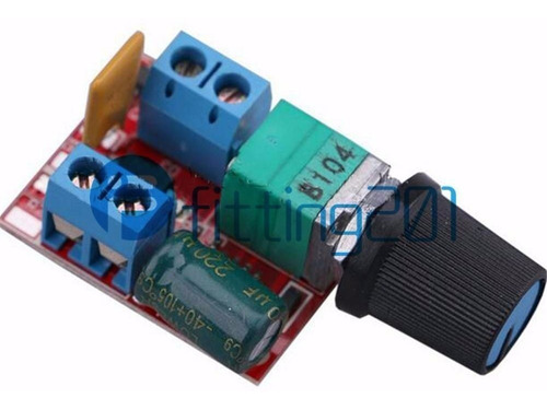Control Dimmer Switch Mini Dc 3v-35v Motor Pwm Rmp Rpm Reos