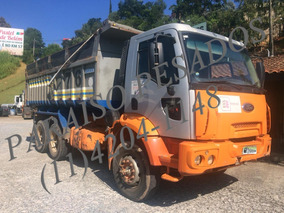 Ford Cargo 2628 Cn 6x4 2012 Completa