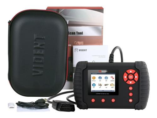 Escaner Vident Ilink 450 Full Reinico De Serv Calibra Cuerpo