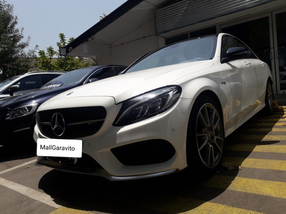 Mercedes Benz C 43 Amg 4matic 3.0 Aut 2018
