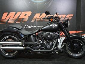 Harley Davidson - Fat Boy Low - 2015