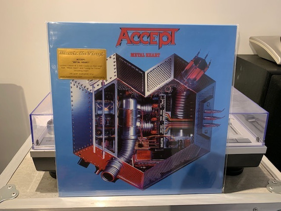 Accept - Metal Heart - Vinilo / Lp