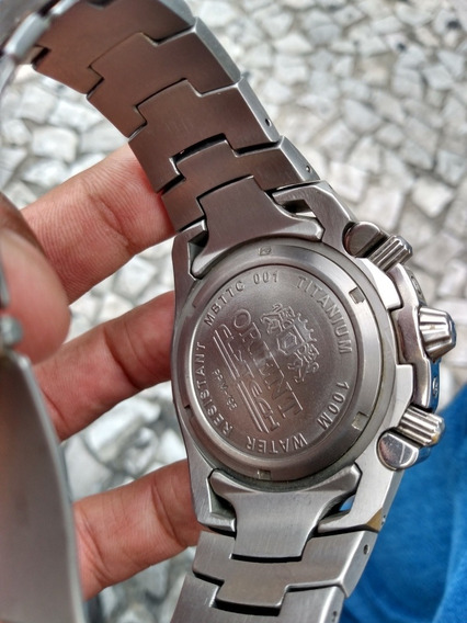 Relógio Orient Flaytech Titanium Mbttc 001 P2sx