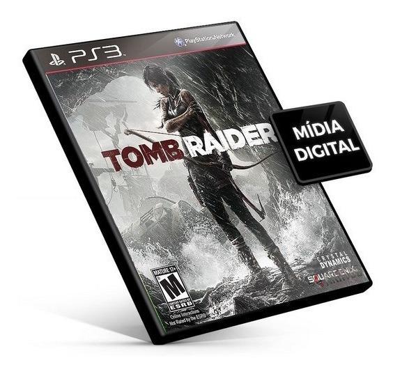 Tomb Raider Mídia Digital (pendrive)