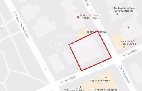 Imagem 1 de 3 de Área À Venda Em Cambuí - Ar001055