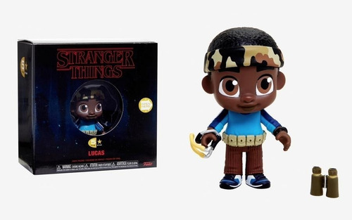 Funko Pop! Stranger Things Lucas 5 Star Original Candos
