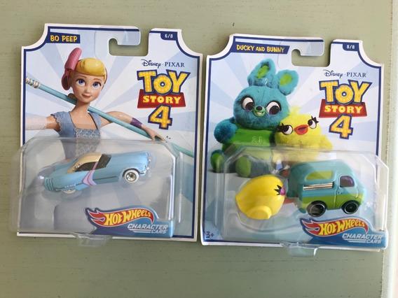 Hot Wheels Toy Story Jessie E Duck Bunny
