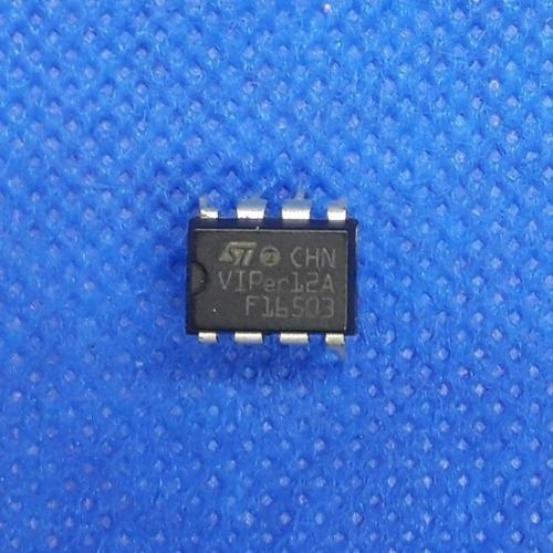 J1638 . Viper12a Pdip-8 Original Rpi 2 Pieza(s)