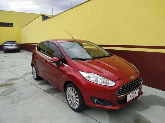 Ford New Fiesta 1.6 Titanium Hatch 16v Flex 4p Powershi