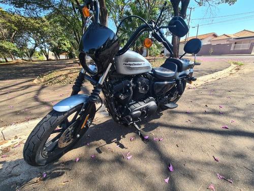 Harley-davidson Sportster Iron 1200 (xl 1200ns)