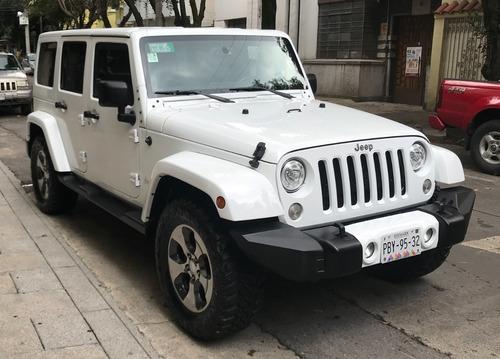 Imagen 1 de 14 de Jeep Wrangler Unlimited Sahara 4x4