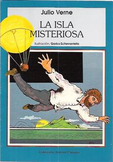 La Isla Misteriosa Julio Verne N00382