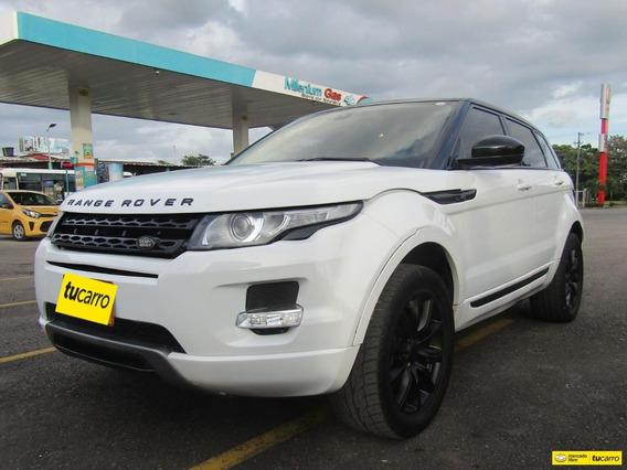 Land Rover Range Rover Evoque Dinamic