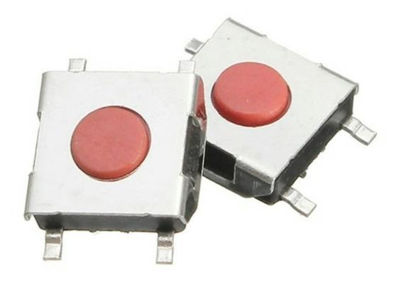 Micro Switch Boton Pulsador Control Remoto Nova