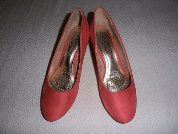 Sapato Marca Beira Rio Confort Usado Em Bom Estado Nº36
