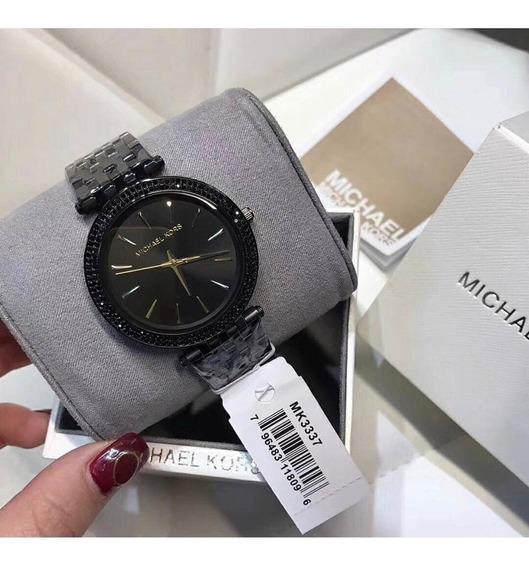 Relógio Michael Kors Mk3337 100% Original Na Caixa Lançame