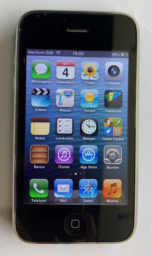 Apple iPhone 3gs 8gb A1303 Mid 2010