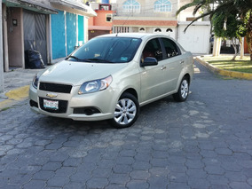 Chevrolet Aveo 1.6 Lt L4 At Excelente Oportunidad!!!