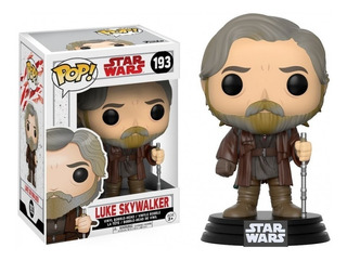Funko Pop Star Wars Luke Skywalker 193 Fnkpop Z