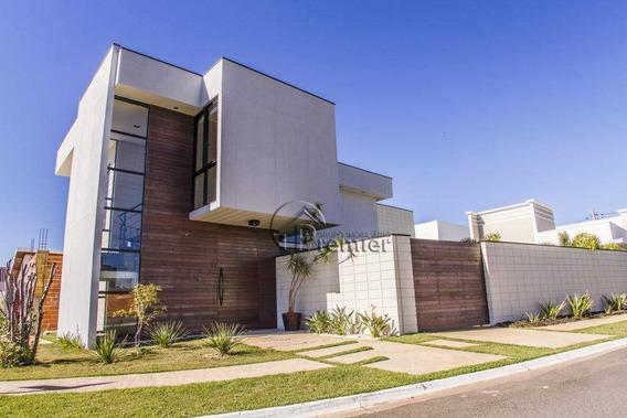 Sobrado Com 3 Dormitórios À Venda, 220 M² Por R$ 1.300.000 - Vila Residencial Green Park - Indaiatuba/sp - So0272