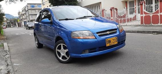 Chevrolet Aveo Aveo Gti 2007