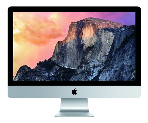 iMac 27 Polegadas Processador I5 1 Tb Hd 8gb Ram