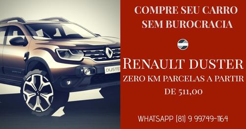 Renault Duster 2019 2.0 16v Dynamique 4x4 Hi-flex 5p