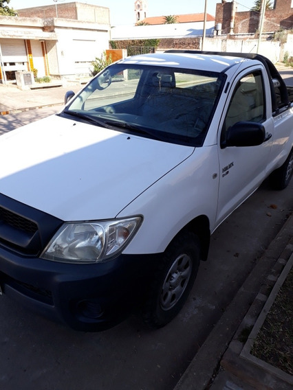 Toyota Hilux 2.5 Dx Cab Simple 4x4 (2009) 2009