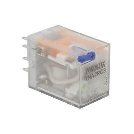 Kit De 2 Relés Eletromecânicos Tn4ra3