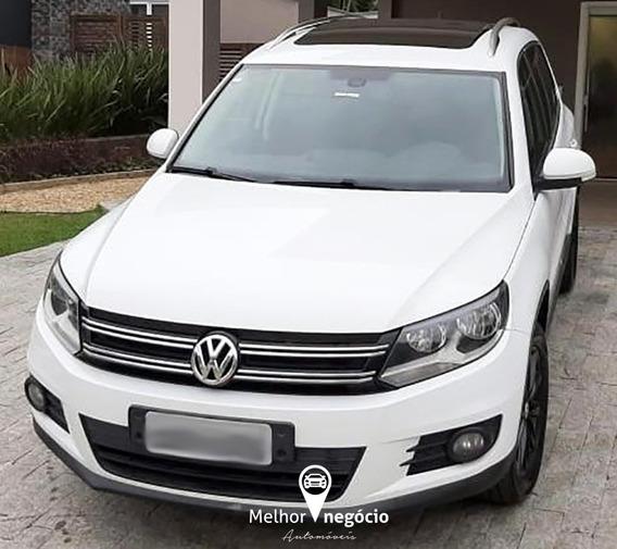 Volkswagen Tiguan 2.0 Tsi 200cv Awd (4x4) Aut. 2014 Branca