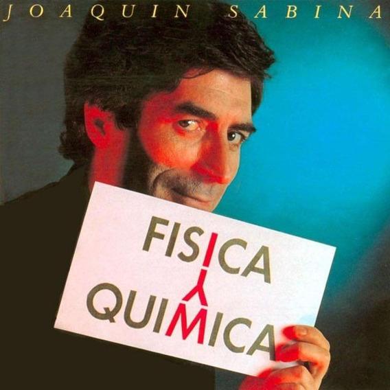 Joaquin Sabina Fisica Y Quimica Vinilo Lp Nuevo En Stock