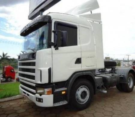 Scania R 124 360 - 6x2 - 2003 - Manual - R$ 115.000,00