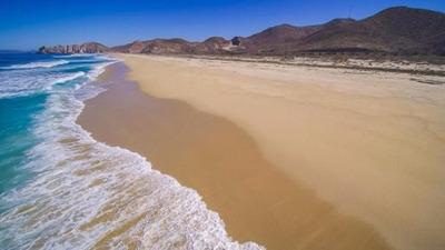 Beachfront Lot B Elias Calles Demasias De San Jacinto, Pacific