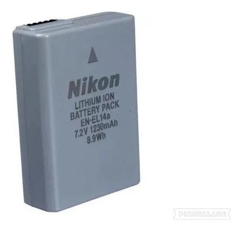 Imagem 1 de 3 de Nikon En-el 14a