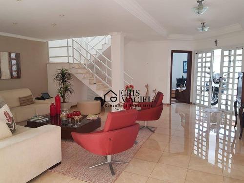 Casa À Venda, 353 M² Por R$ 900.000,00 - Jardim Esplanada - Indaiatuba/sp - Ca0211