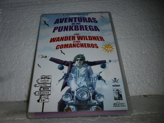 Dvd Aventuras De Um Punk Brega Wander Wildner Y Comancheros