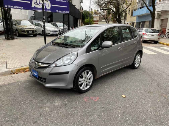 Honda Fit Exl 1.5 At 2014 Autobaires