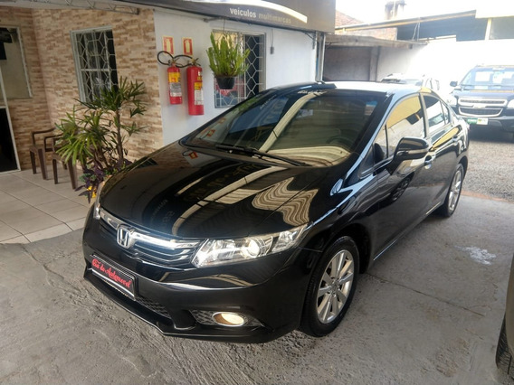 Honda Civic 1.8 Lxl 16v Flex 4p Automático