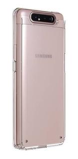 Capinha Anti Choque Samsung Galaxy A80 A90 + Película Gel 5d