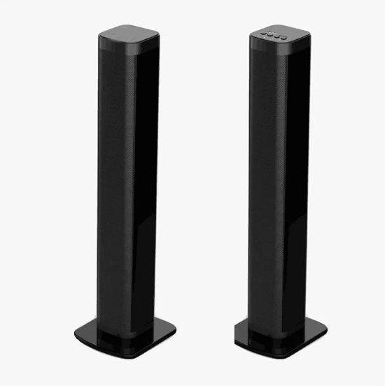 Tv Soundbar Speaker Bluetooth Altomex