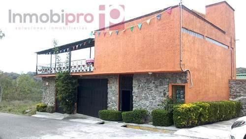 Vende Terreno Con 4 Casas, Y Un Dedo En La Nicolas Romero.