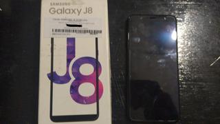 Celular Samsung J8 Modulo Roto Libre