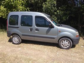 Renault Kangoo Break 2005, Diesel 1.9, Doble Portón