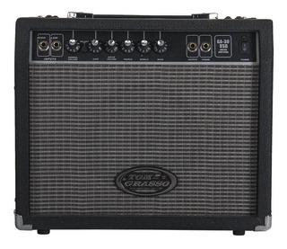 Amplificador Guitarra 30w Ga30 + Usb Tom Grasso