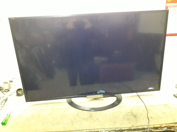 Tv Sony Kdl-46w705a,display Com Defeito So Retirando