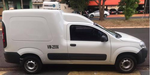 Fiat Fiorino 2017  Refrigerada Com Thermoking