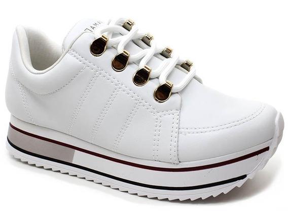 Tênis Sneaker Ramarim Original 1971101 Branco Loja Pixolé